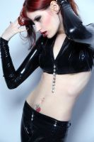 latex frowns by Svea-JillCzech
