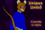 Uniques United Alpha Poster by malfunit