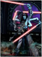 Dark Sith by MrSynnerster