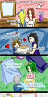 DISSIDIALAND - A Little Break by himichu