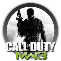 Call of Duty Modern Warfare 3 - Icon by Blagoicons