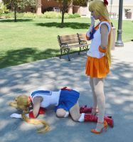 Sailor Venus by NaughtsApproach