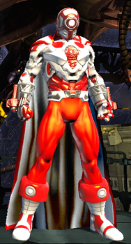 DCUO: Focus Flame by Green-Bolt
