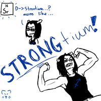 STRONGtium by ChanChanLee