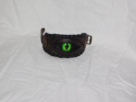 Bracelet snake eye by EgorOrda