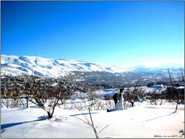Zabadani  Snow by MGQsy