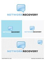 Network Recovery Logo Design by bigdiZZay