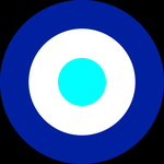 Rupian Air Force Roundel by Boomerang503