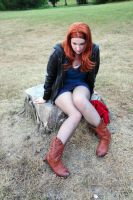 Amy Pond- When Hope Is Lost... by moonflower-lights