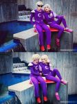 Hot blondes - Homestuck by Mostflogged