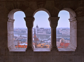Fishermans Bastion by ladiespet