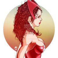 X-Men Scarlet Witch by LocalStigmatik