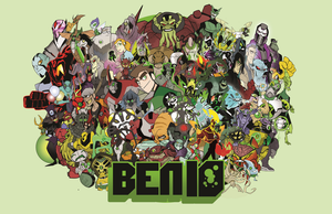 Ben10 Endgame by MrGreenlight