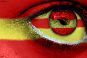 The Eye of Spain by CarlosAE