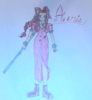 Aeris by FlyingPrincess