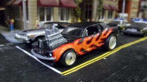 Chevy Killer Mustang by hankypanky68