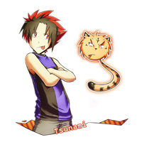 Yuusei - the Tiger vessel by tsunami-dono