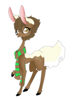 Cocoa by PudgyPlushie