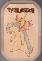 Typhlosion by TheTurnerPack