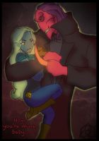 You're mine by deviart4ever