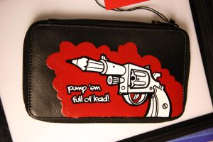 pump 'em full of lead by Pixeleater