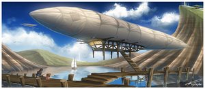 ::Zeppelin:: by sangheili117
