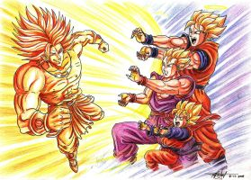 The Return of Broly by artstain