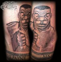 Tyson by state-of-art-tattoo