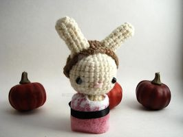 Elizabeth Bathory Moon Bun by MoonYen