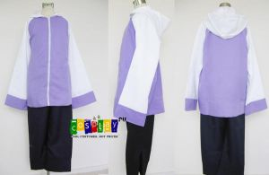 Hinata Cosplay Costume  from by Cosplayfu
