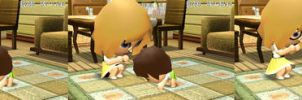 Tomodachi Life - Baby Benjamin #3 by Megalomaniacaly