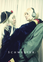 German Sisters Cosplay #2 - Schwester. by YamiMana