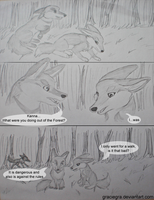 The Forest of Whispers-P12 by graciegra