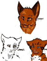 W-UT Doodles by The-Phan