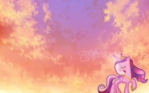 Amore Wallpaper by Rainbowicescream
