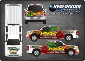 VMS Official Pace Truck by tbtyler