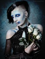 Living dead Girl by PorcelainPoet
