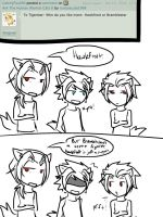 Ask The Human Warrior Cats 18 by runtyiscute1999
