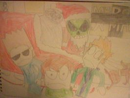 eddsworld contest drawing by reaperjrJLD