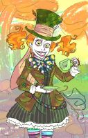 Picture Yourself in Wonderland by NoeUchihA