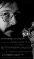 Bill Hicks-Dark.Poet by abhadreshwara
