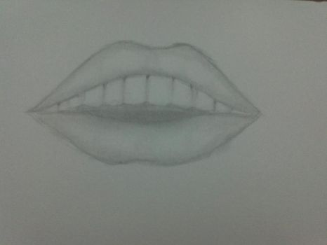 Mouth Study by Klefus