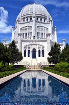 Bahai Temple by Branmaster6622