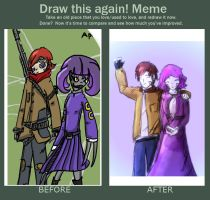 Before and after meme 2 by AtomicWarpin