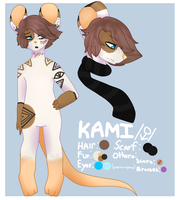 [TFM] : KAMI'S NEW REFERENCE by Zoubu