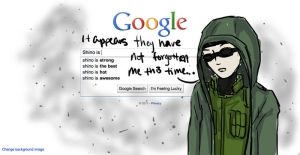 Google This - Shino Is... by GoldenDragonClouds