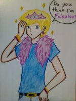 Do you think i'm FABULOUS by florano