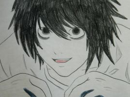 L Lawliet by Adventurer4ever