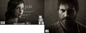 The Last Of Us Desktop by CitizenXCreation