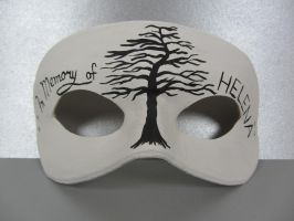 Helena memorial mask by maskedzone